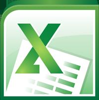 область печати Excel