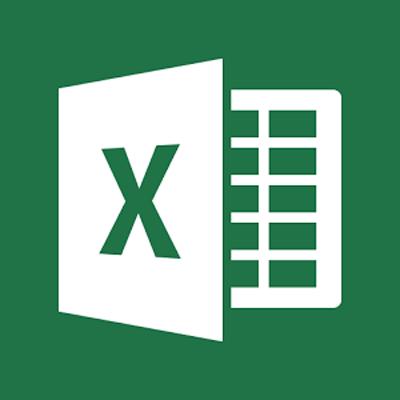 Гистограмма в ячейках Excel